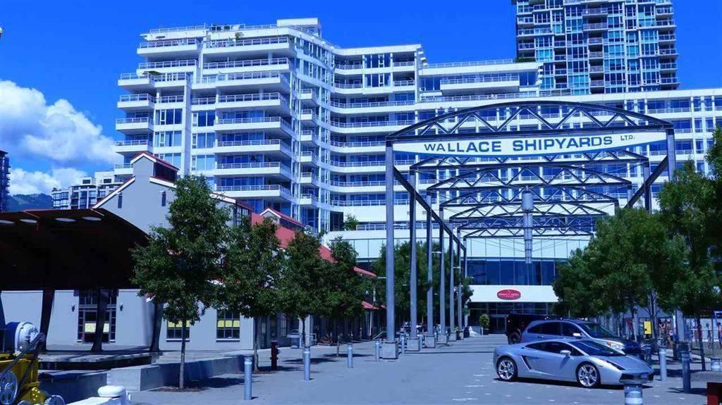 708 133 E ESPLANADE AVENUE, North Vancouver