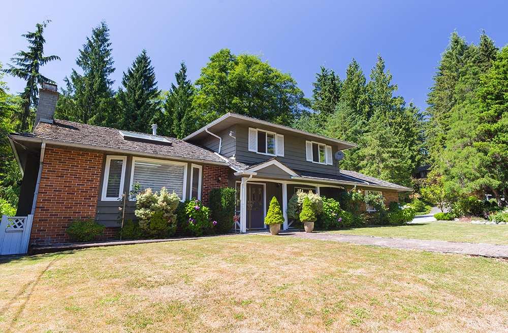 101 DEEP DENE British Properties, West Vancouver (R2191048)