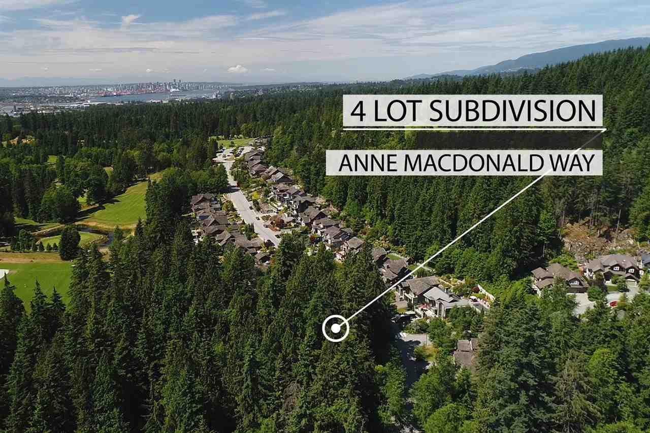 LOT 11 -14 ANNE MACDONALD WAY, North Vancouver