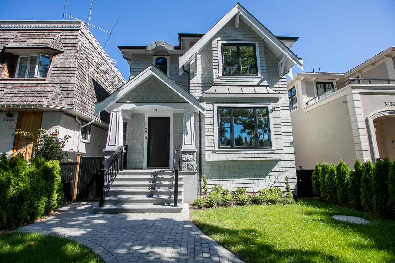 3439 W 22ND Dunbar, Vancouver (R2191353)