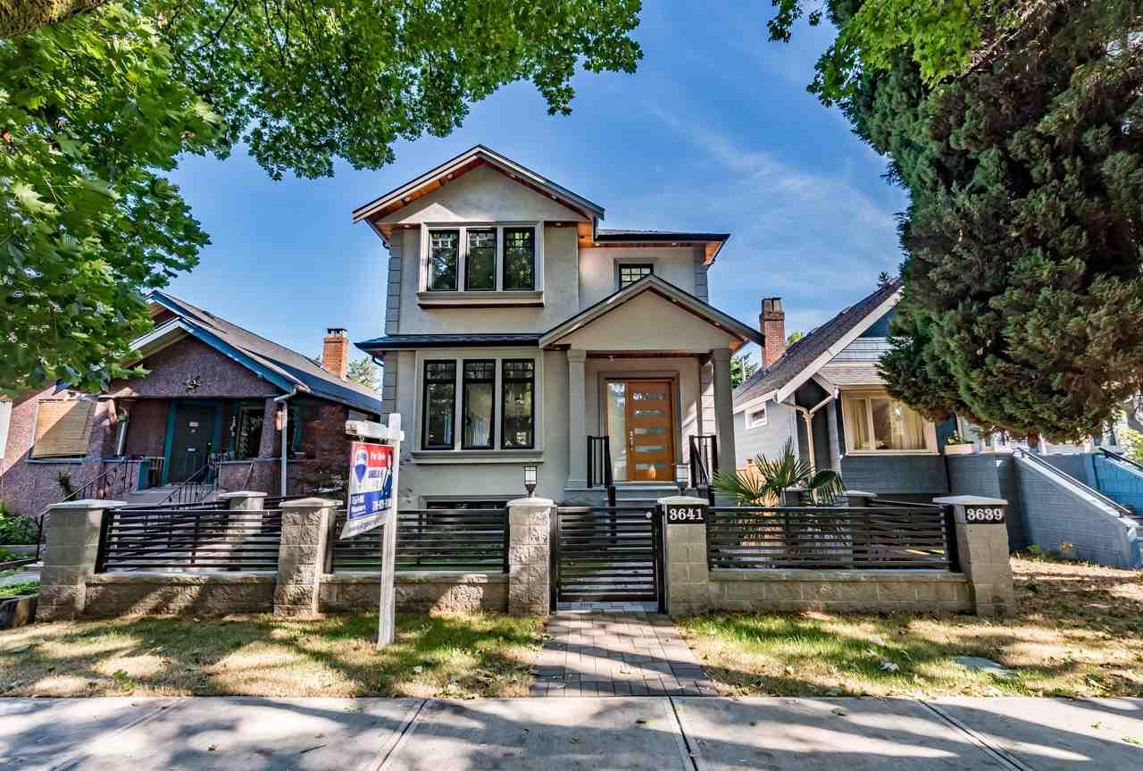 3641 W 11TH Kitsilano, Vancouver (R2191539)