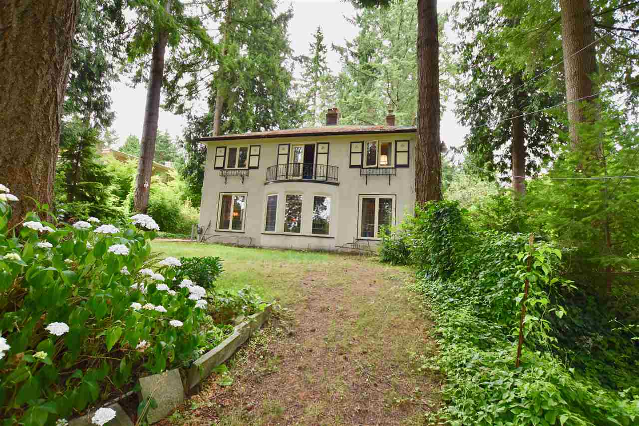 4786 DRUMMOND Point Grey, Vancouver (R2191644)