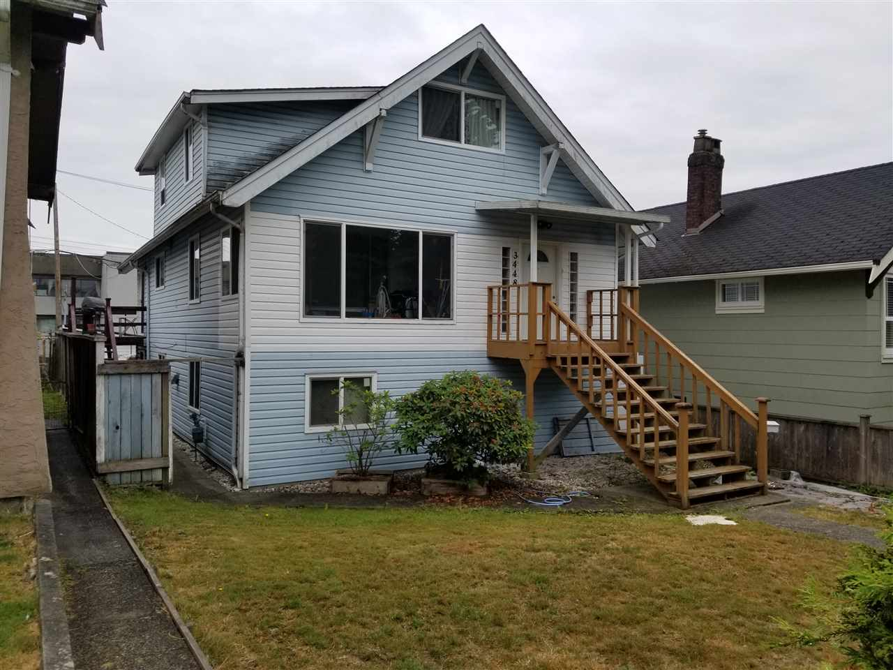 3448 FRANKLIN Hastings East, Vancouver (R2192116)