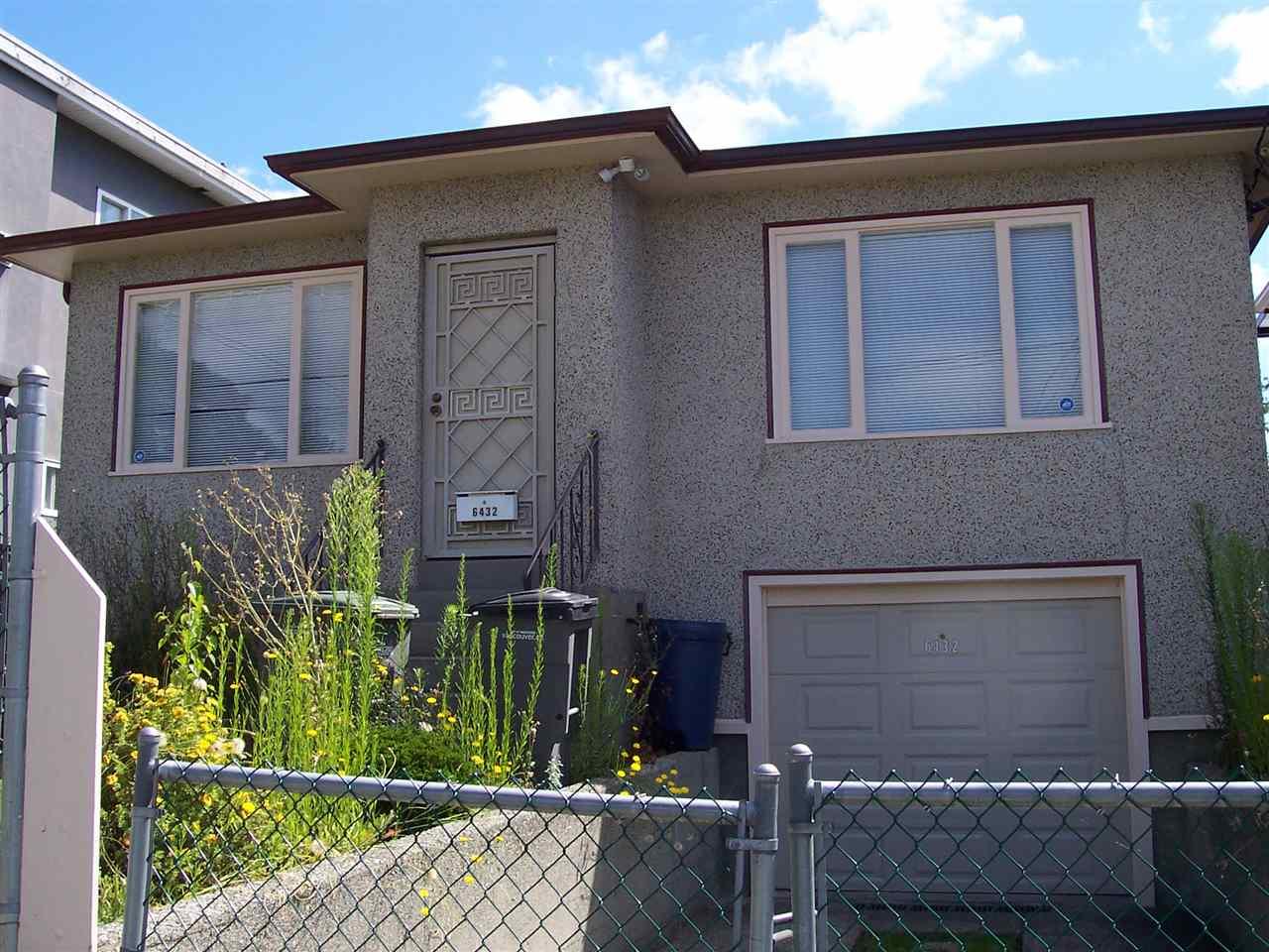 6432 ST. GEORGE Fraser VE, Vancouver (R2192763)