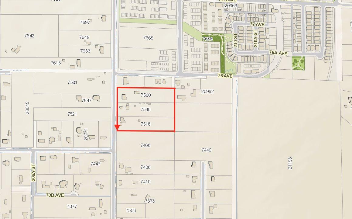 7540 208 STREET, Langley
