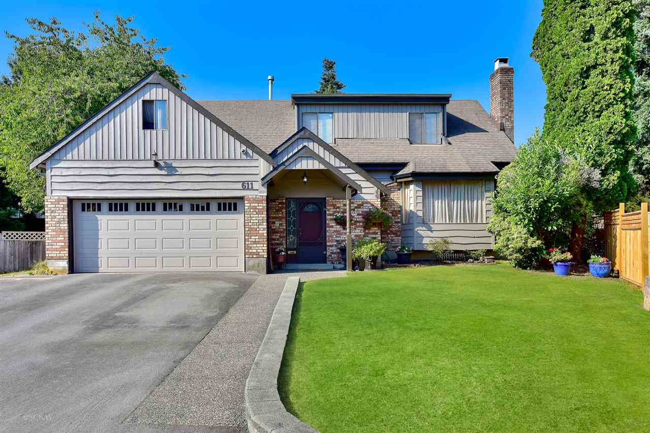 611 ALLISON PLACE, New Westminster