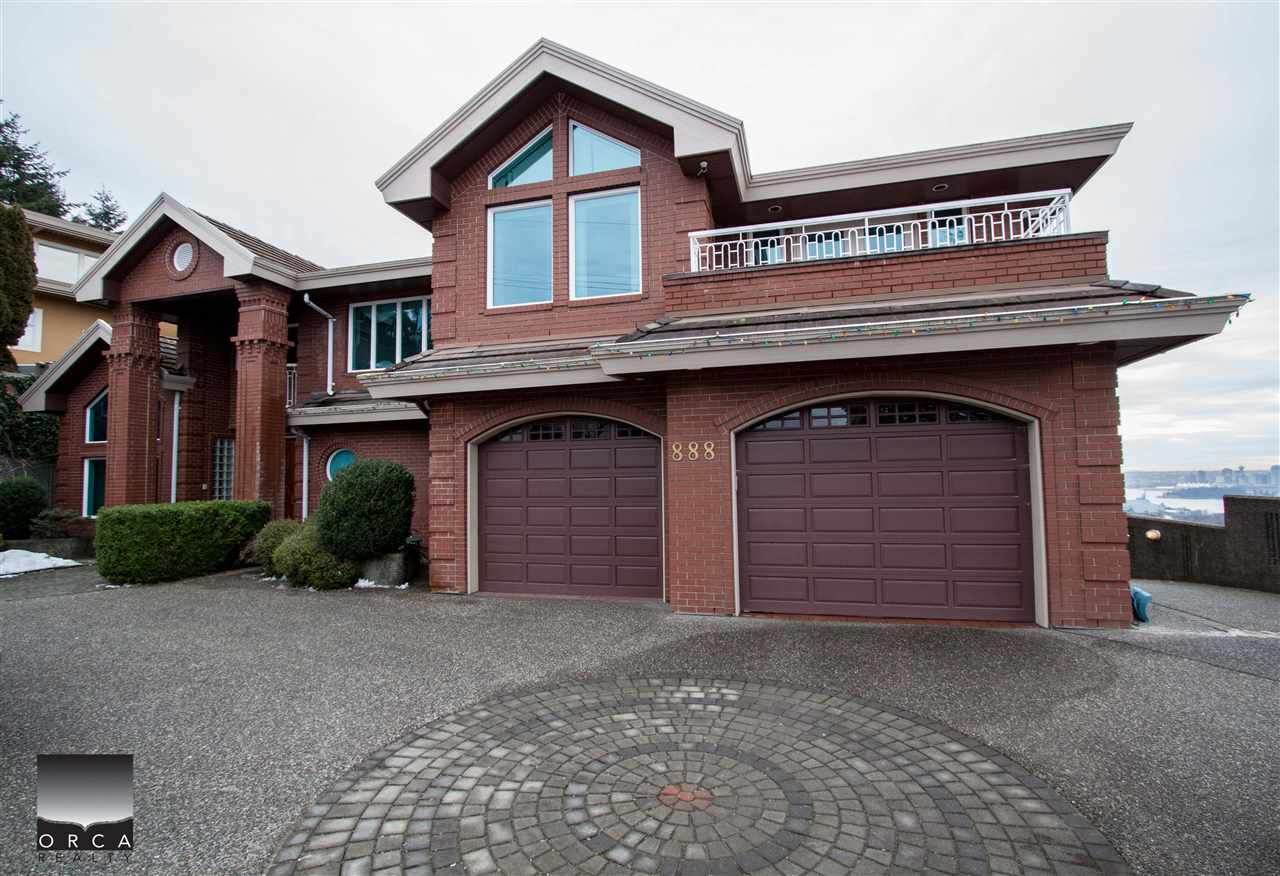 888 SENTINEL Sentinel Hill, West Vancouver (R2193277)
