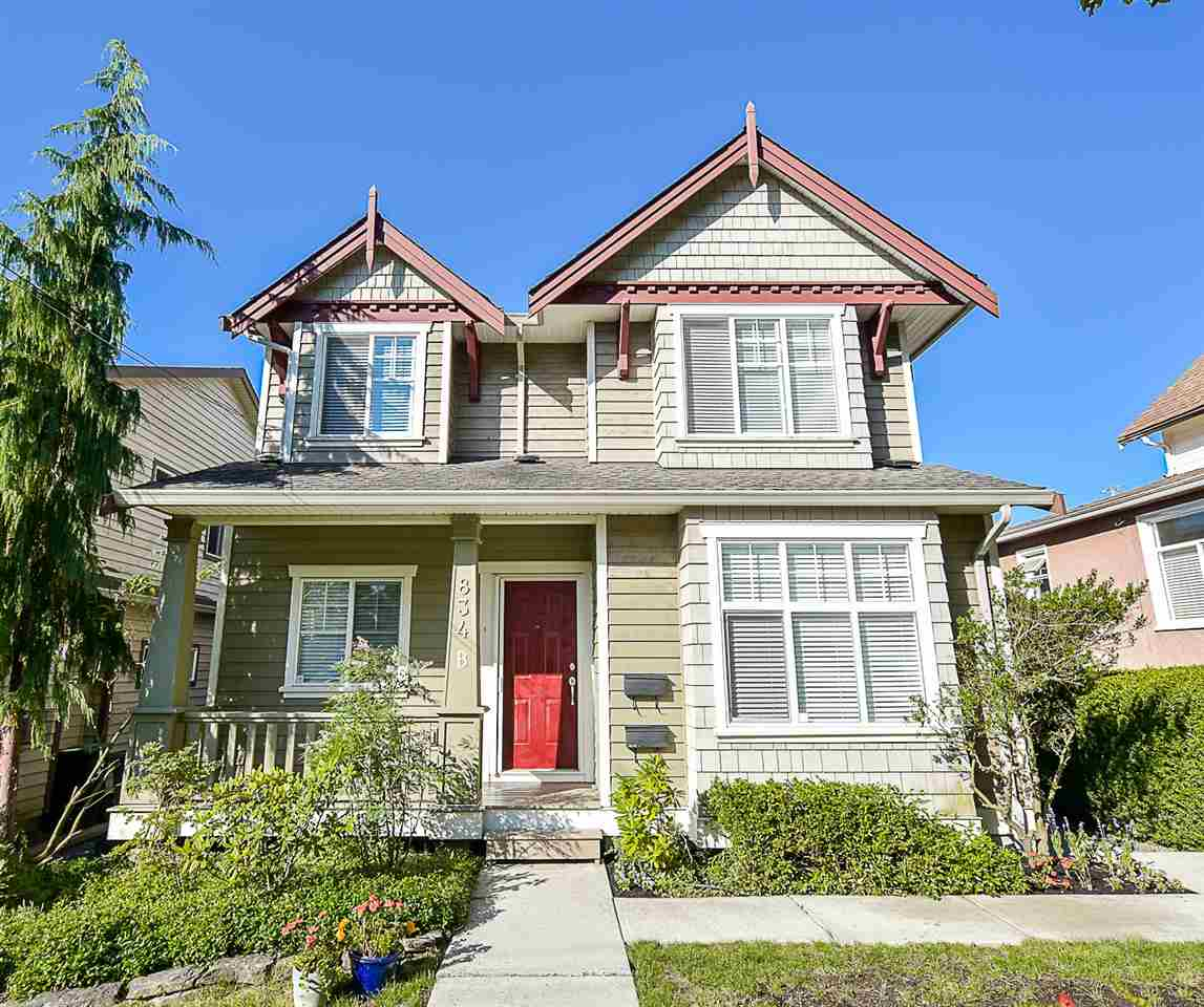 834 B THIRTEENTH STREET, New Westminster