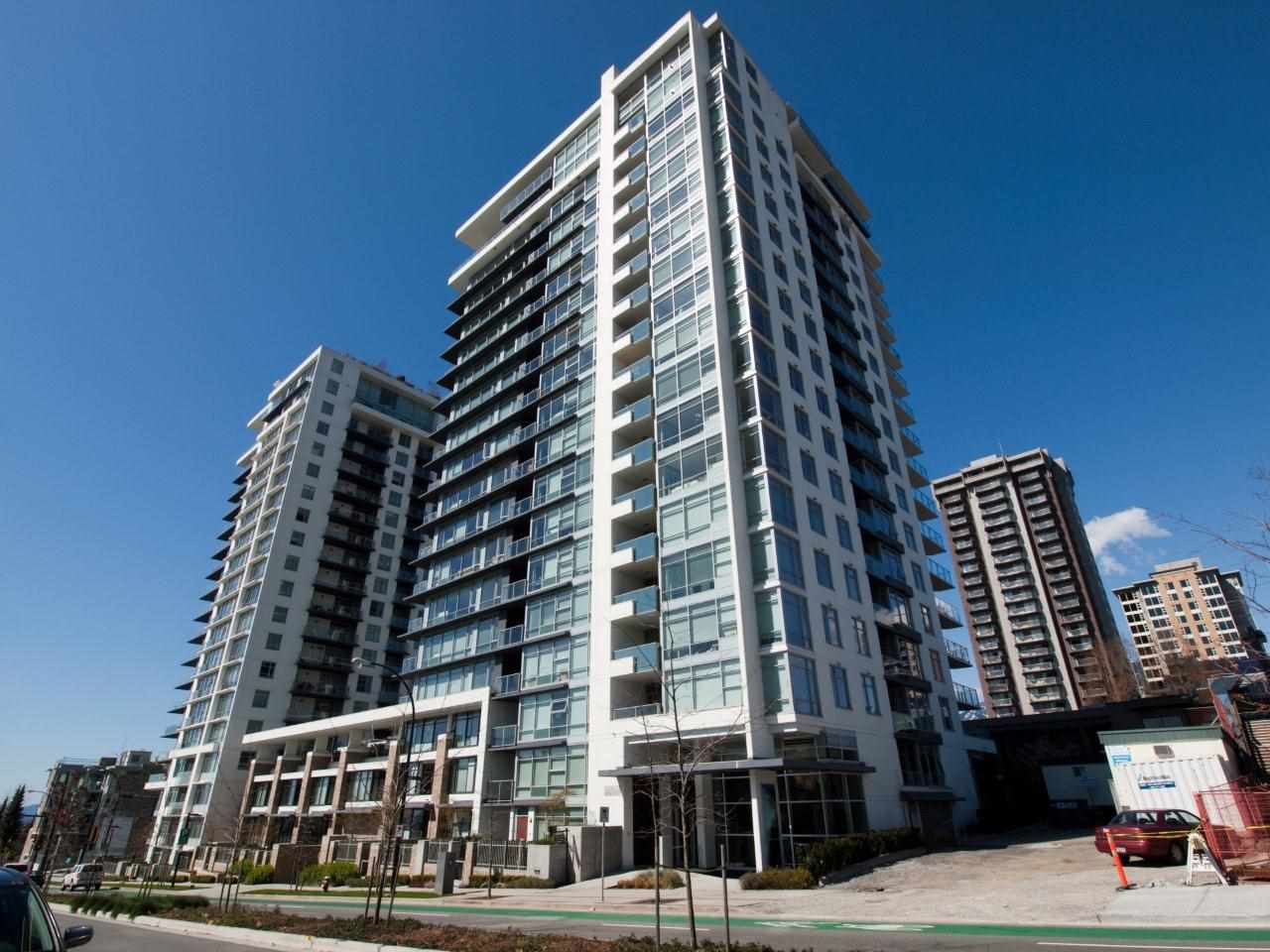 1508 1320 CHESTERFIELD AVENUE, North Vancouver