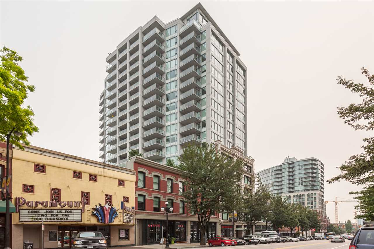 1402 668 COLUMBIA STREET, New Westminster