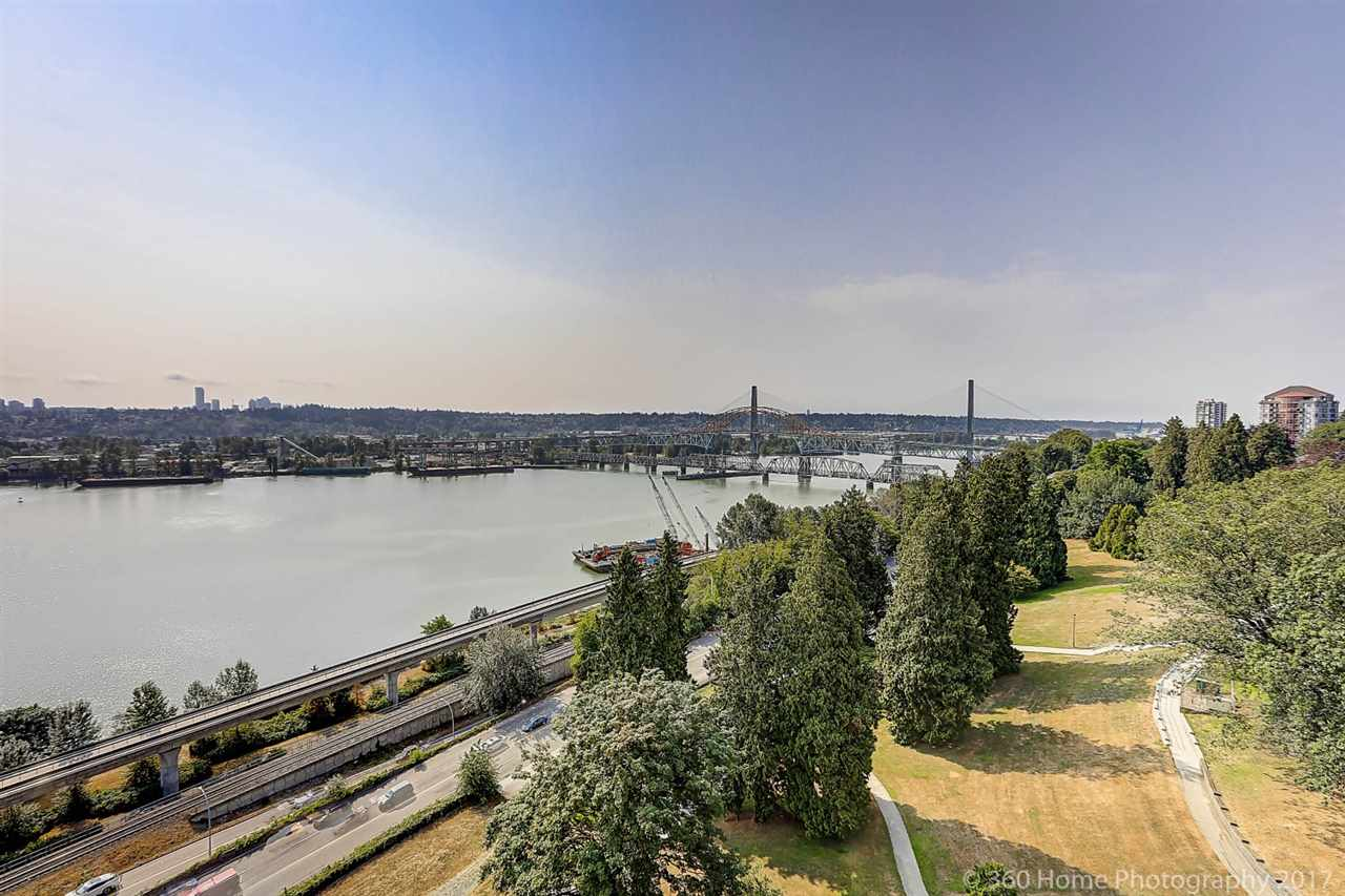 1704 69 JAMIESON COURT, New Westminster