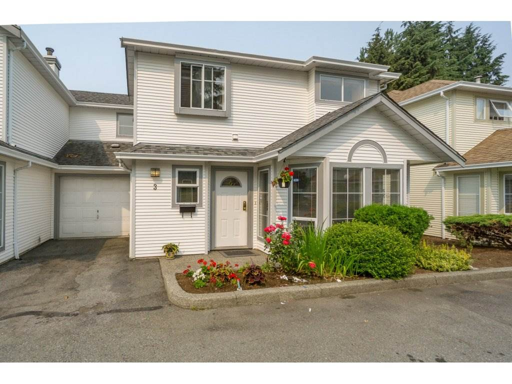 3 18951 FORD ROAD, Pitt Meadows