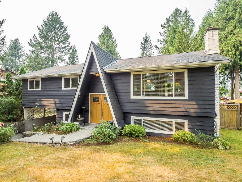 40421 SKYLINE DRIVE, Squamish
