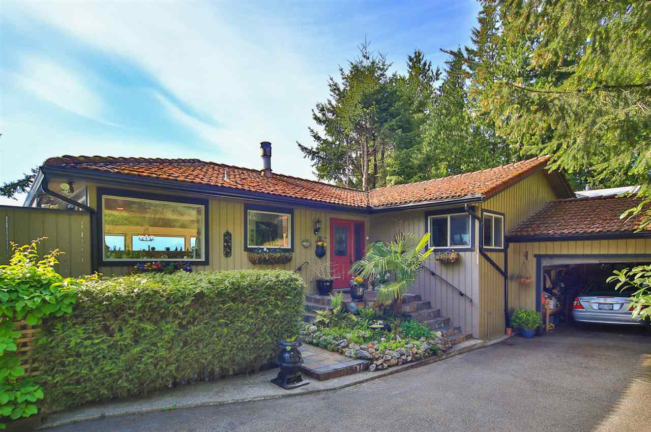 340 BAYVIEW ROAD, Lions Bay