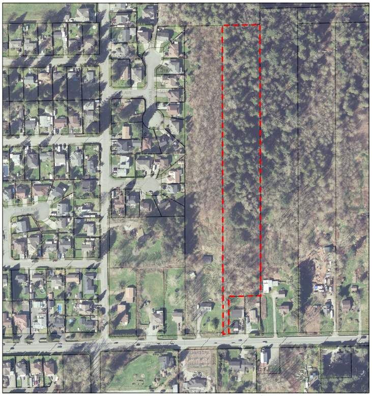 LOT 5 DEWDNEY TRUNK ROAD, Maple Ridge