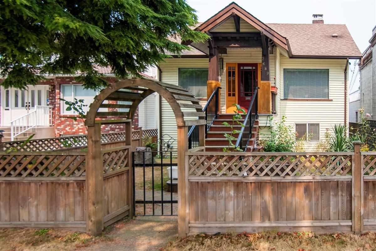 2689 MCGILL STREET , Vancouver, BC V5K 1H2