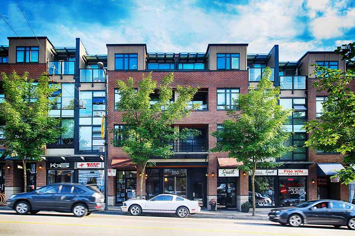 215 2150 E HASTINGS STREET, Vancouver