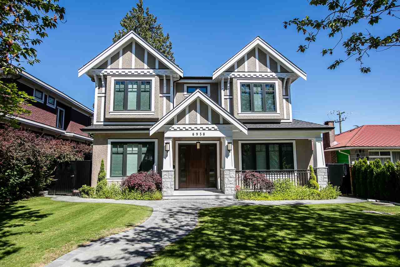 6958 HEATHER South Cambie, Vancouver (R2196986)