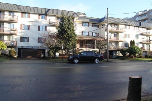 210 45749 SPADINA AVENUE, Chilliwack