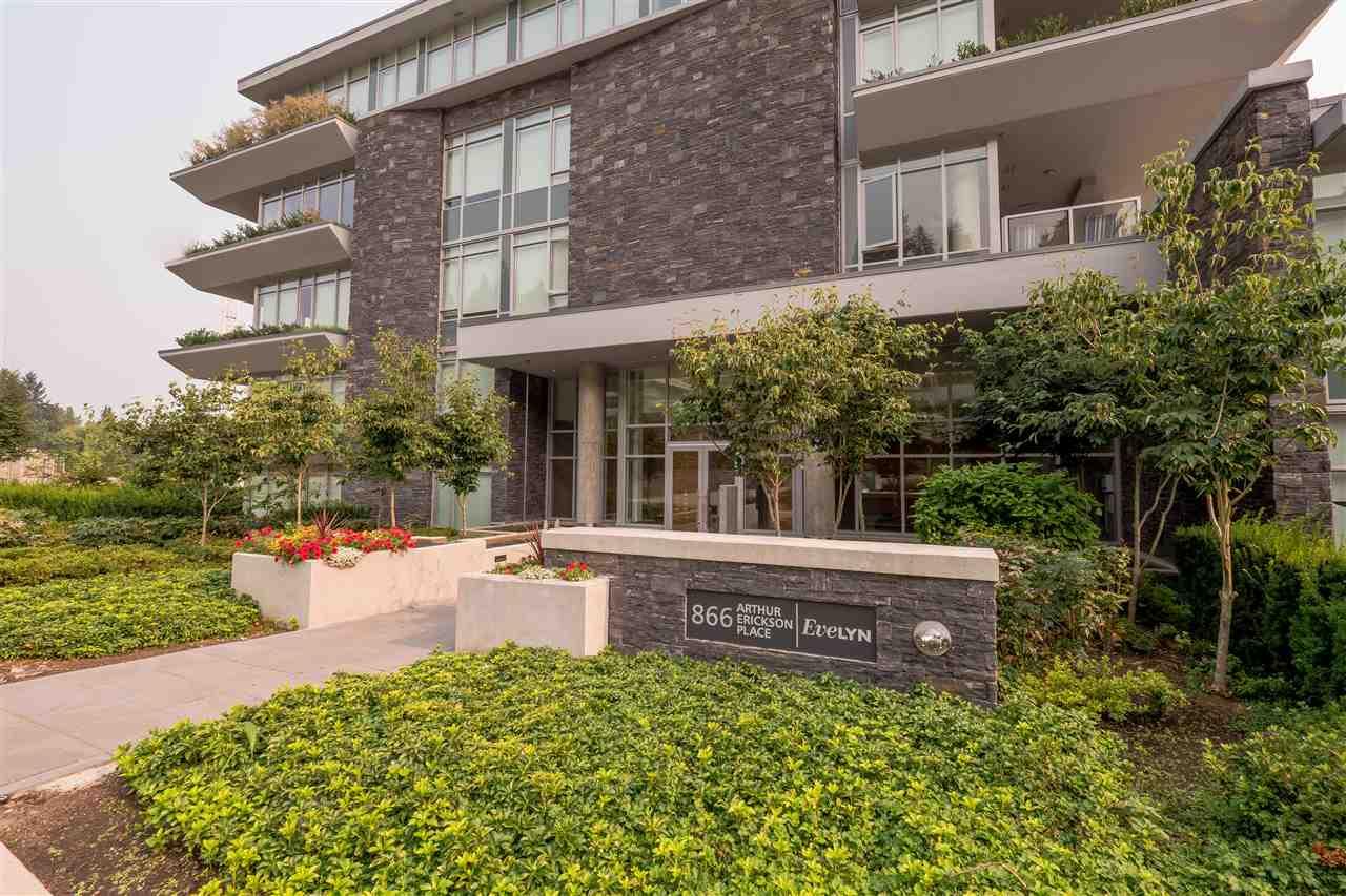 302 866 ARTHUR ERICKSON PLACE, West Vancouver