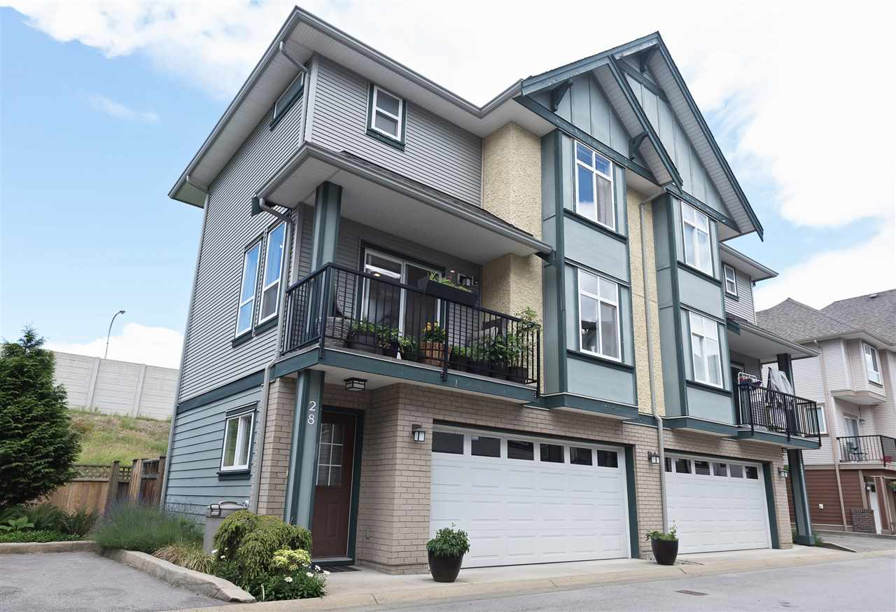 28 1211 EWEN AVENUE, New Westminster