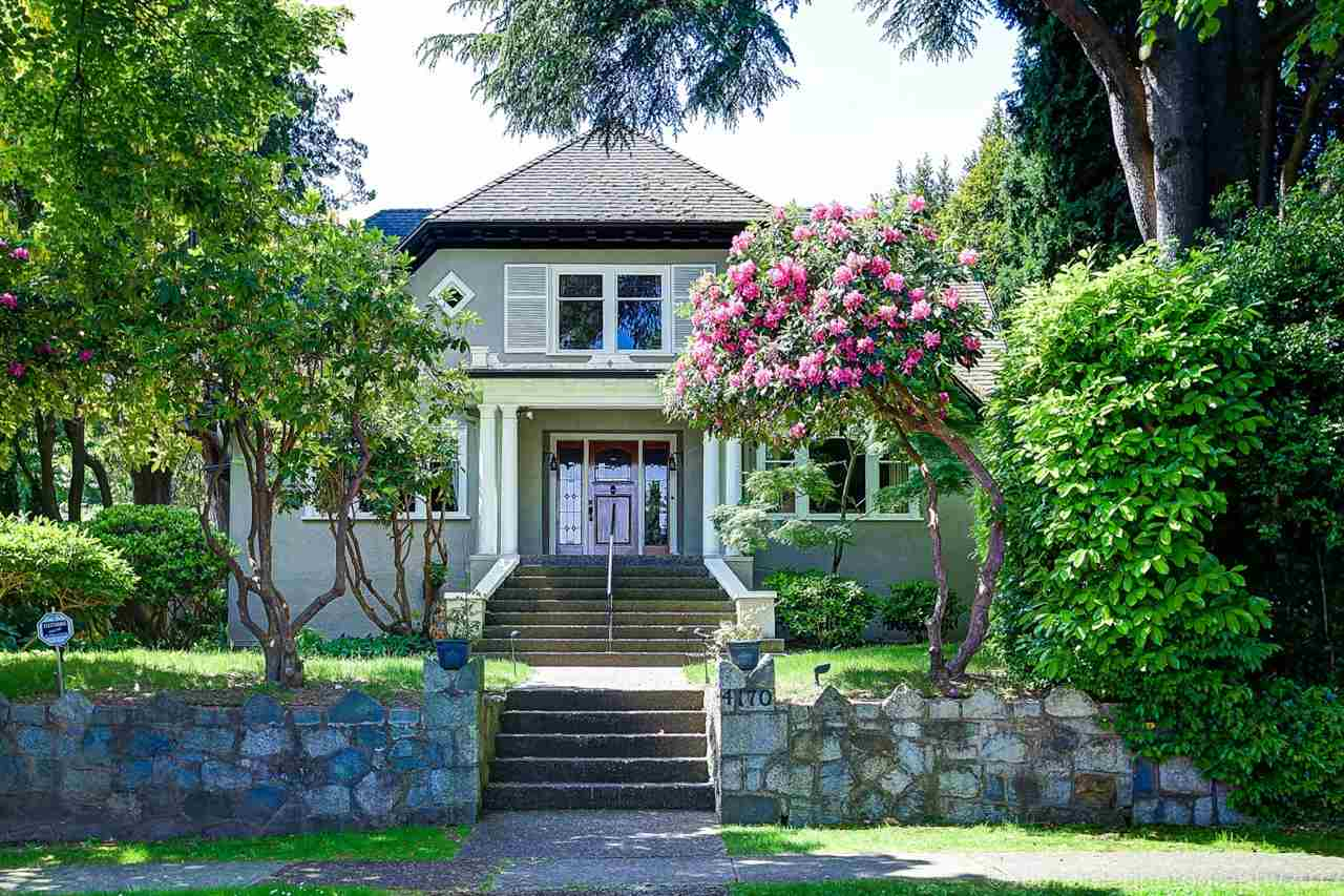 4170 CROWN CRESCENT, Vancouver