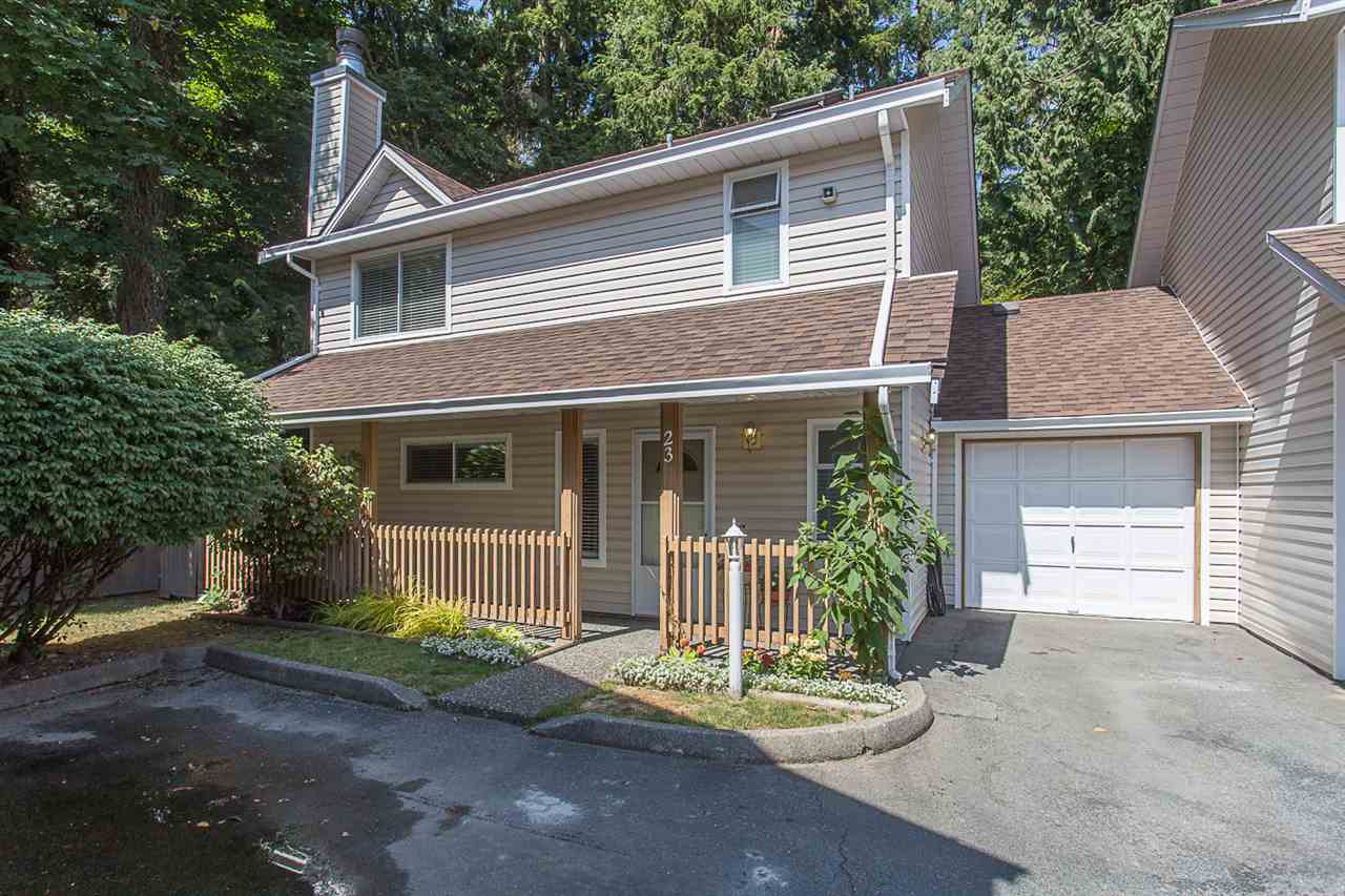 23 20699 120B AVENUE, Maple Ridge