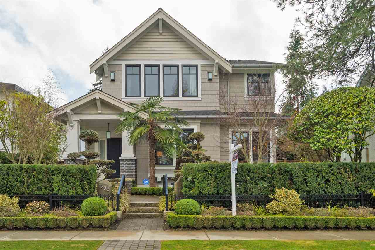 1850 W 36TH Quilchena, Vancouver (R2198485)