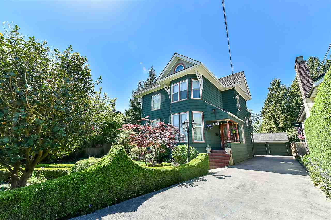 428 FOURTH STREET, New Westminster