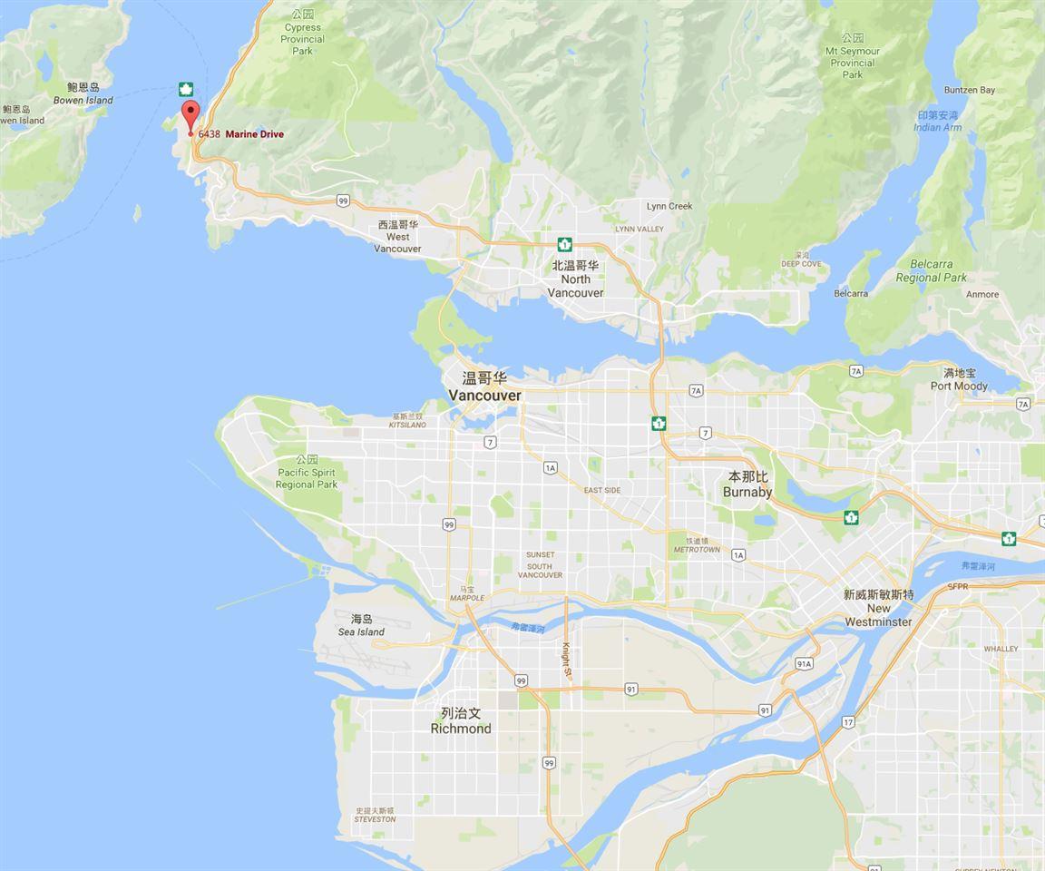 6438 MARINE Horseshoe Bay WV, West Vancouver (R2199221)