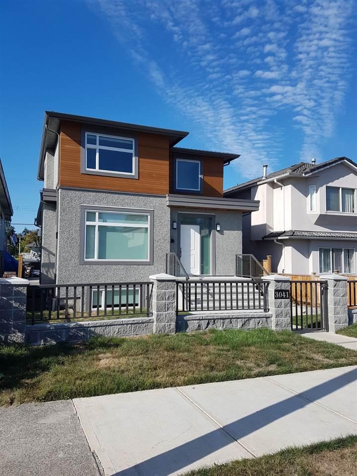 3041 ADANAC Renfrew VE, Vancouver (R2199229)