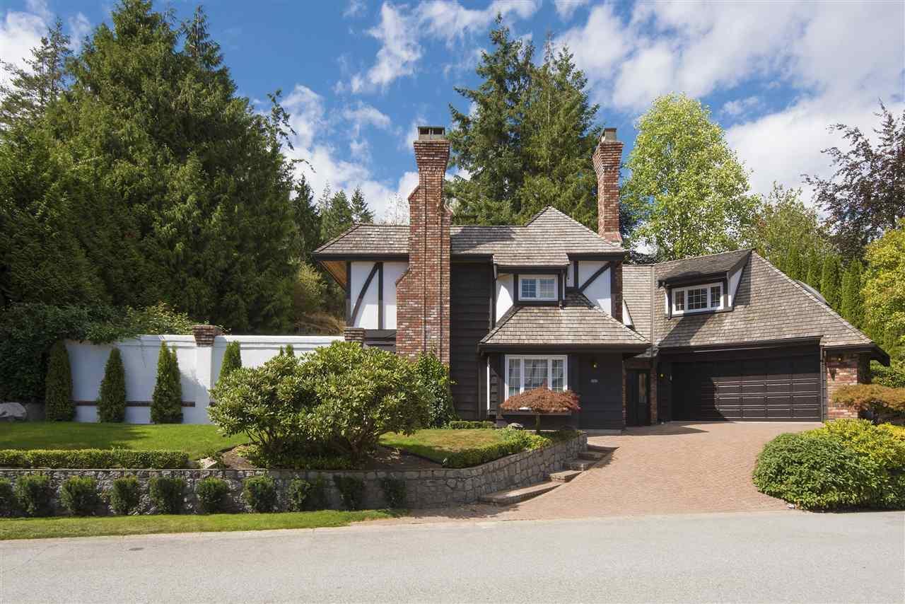4850 CAULFEILD Upper Caulfeild, West Vancouver (R2199462)