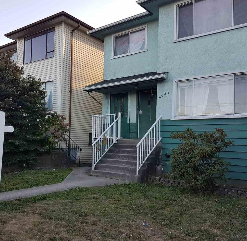 4639 FRASER Fraser VE, Vancouver (R2200130)