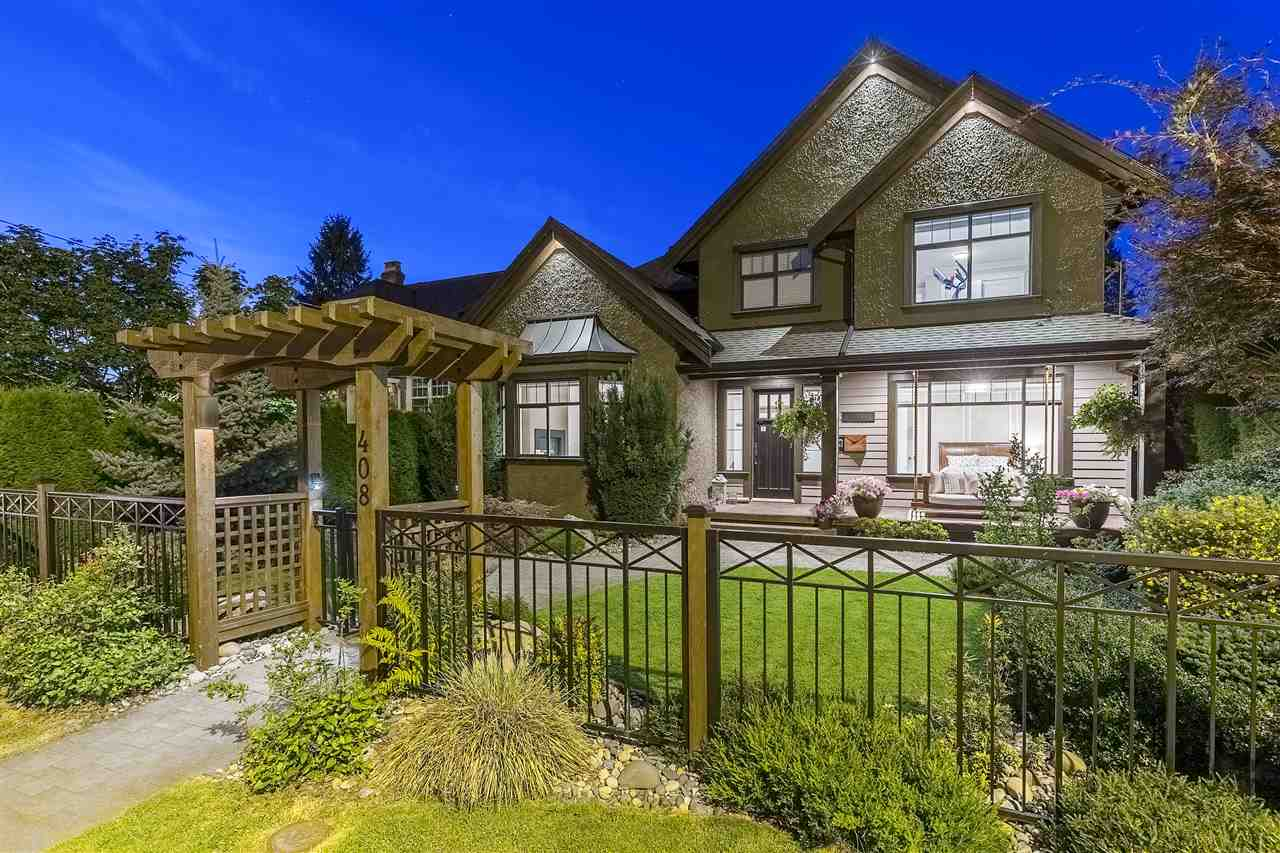 408 E 15TH Central Lonsdale, North Vancouver (R2200426)