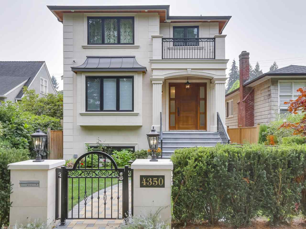4350 W 15TH Point Grey, Vancouver (R2201349)