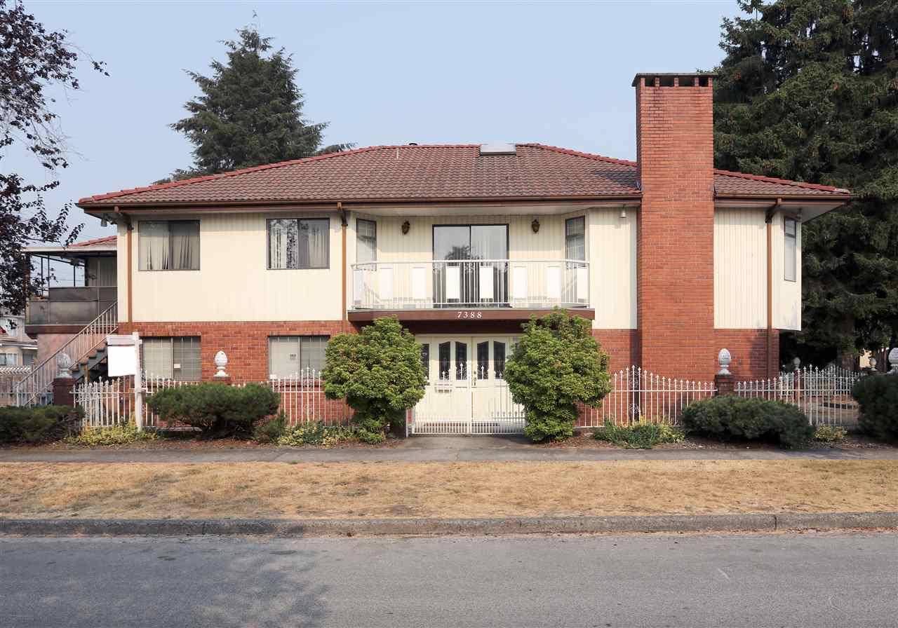 7388 GLADSTONE Fraserview VE, Vancouver (R2201778)