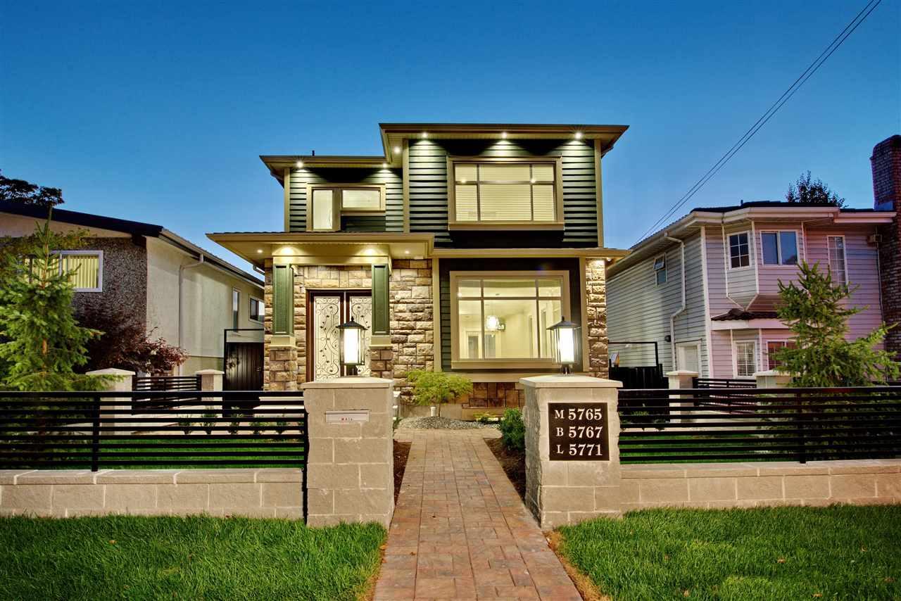 5765 WALES Killarney VE, Vancouver (R2202253)