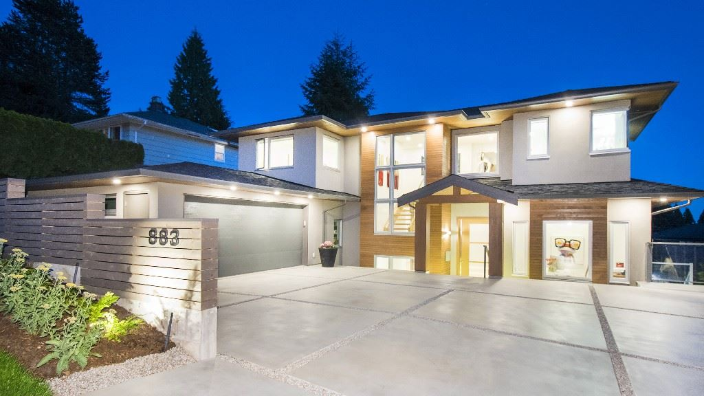 883 WAVERTREE ROAD, North Vancouver