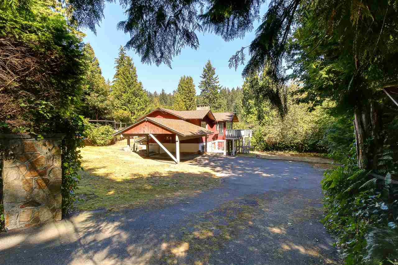 4909 WATER Olde Caulfeild, West Vancouver (R2203588)