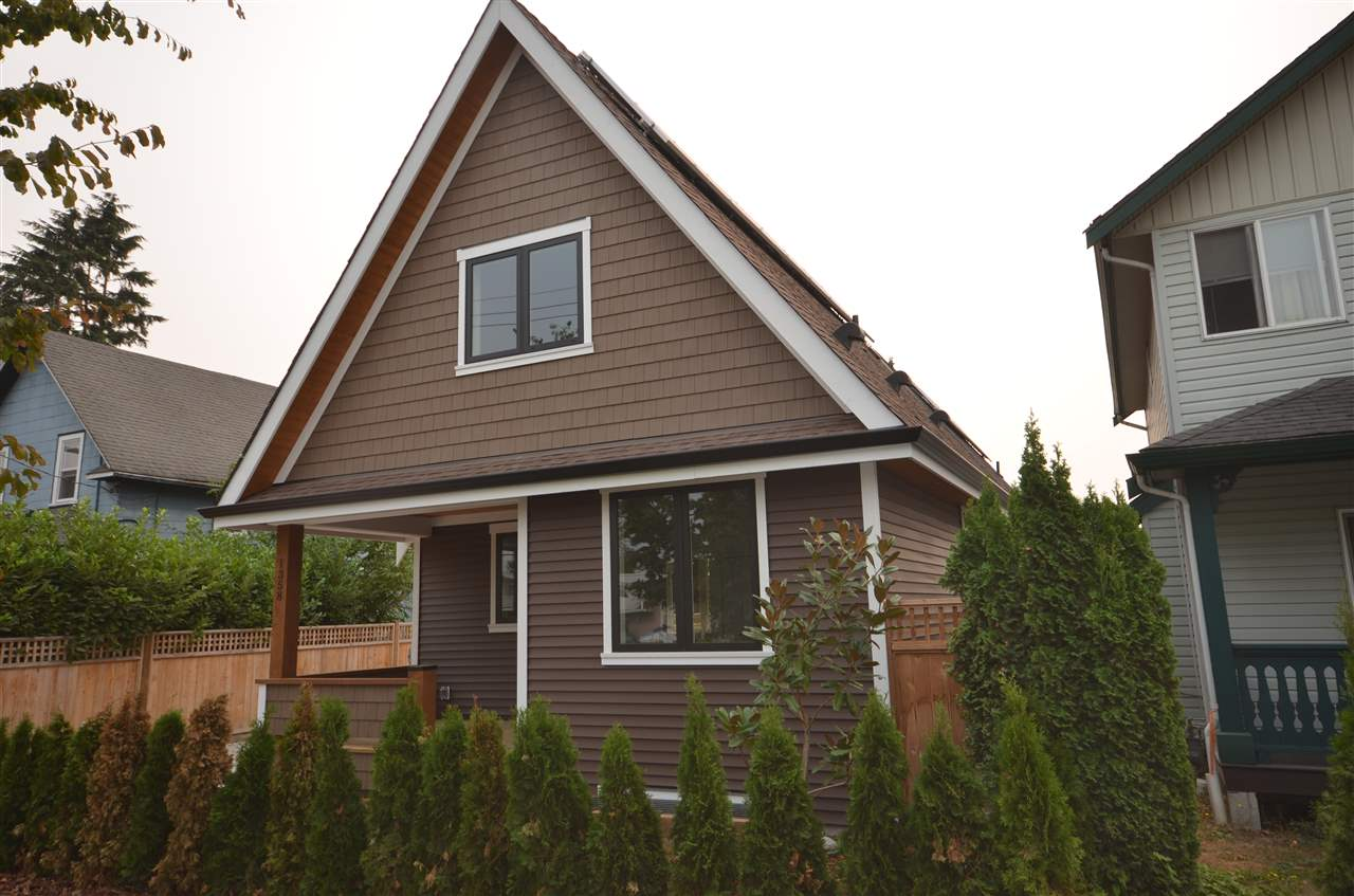 1358 TENTH West End NW, New Westminster (R2203826)