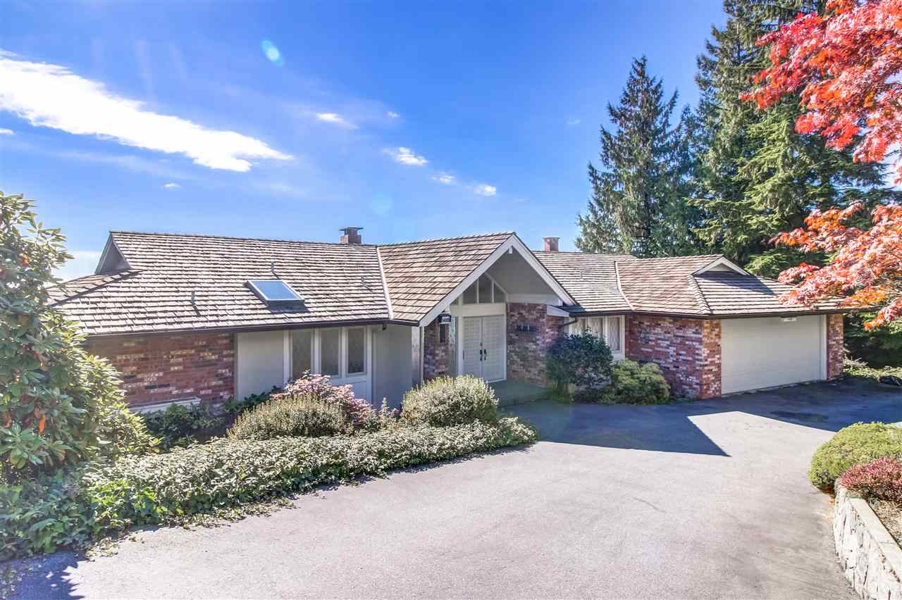 1418 BRAMWELL Chartwell, West Vancouver (R2203937)