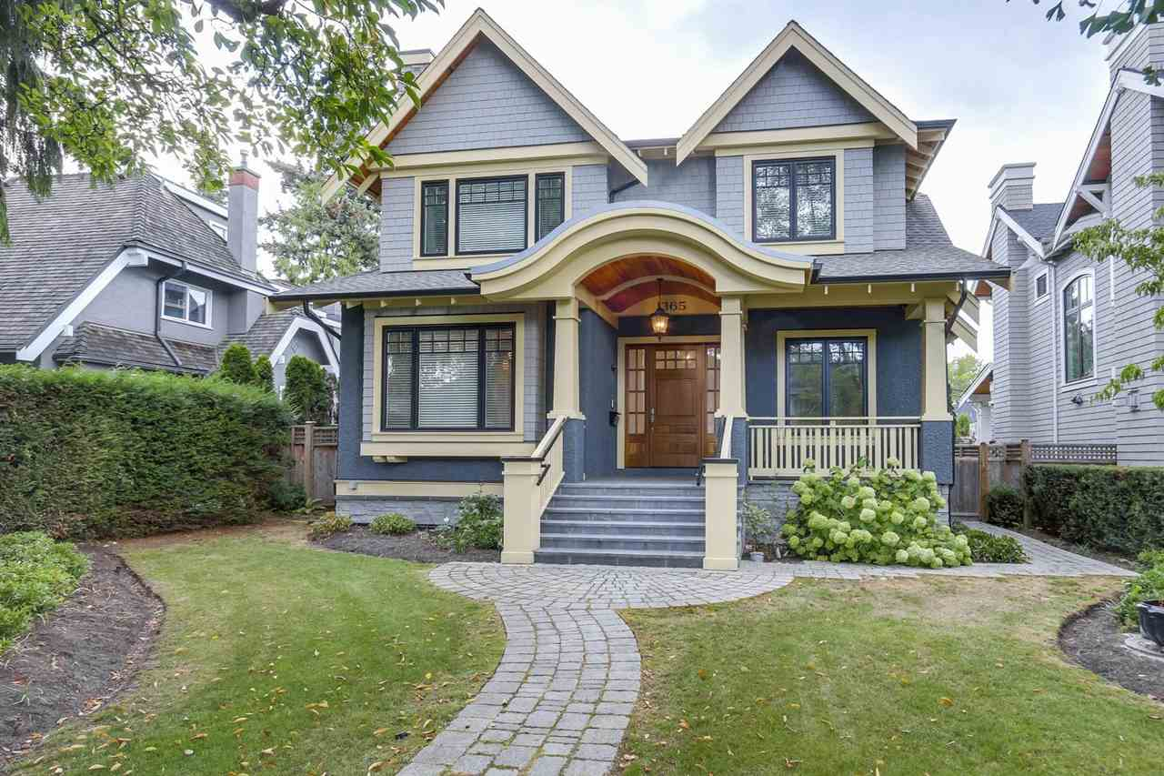 1365 W 26TH Shaughnessy, Vancouver (R2205006)