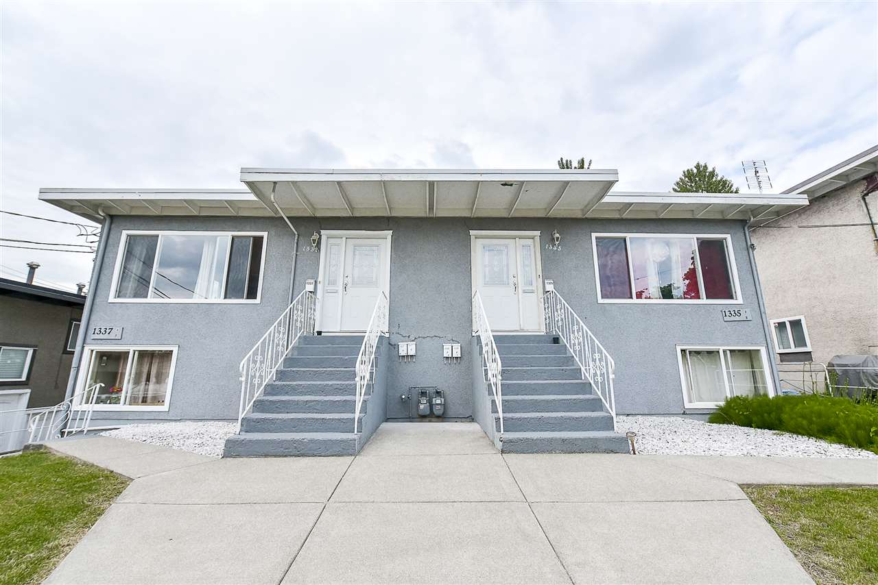 1335-1337 KAMLOOPS STREET, New Westminster