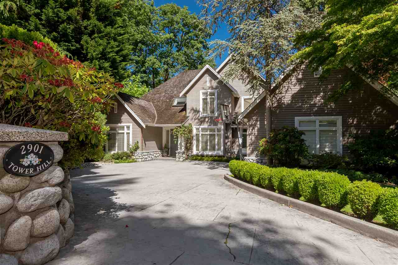 2901 TOWER HILL Altamont, West Vancouver (R2205394)