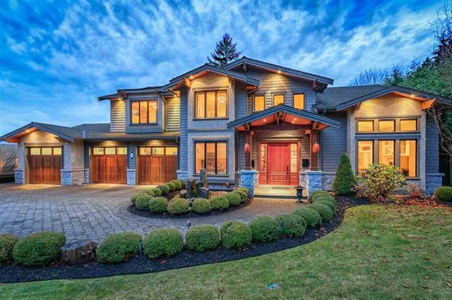 514 HADDEN DRIVE, West Vancouver