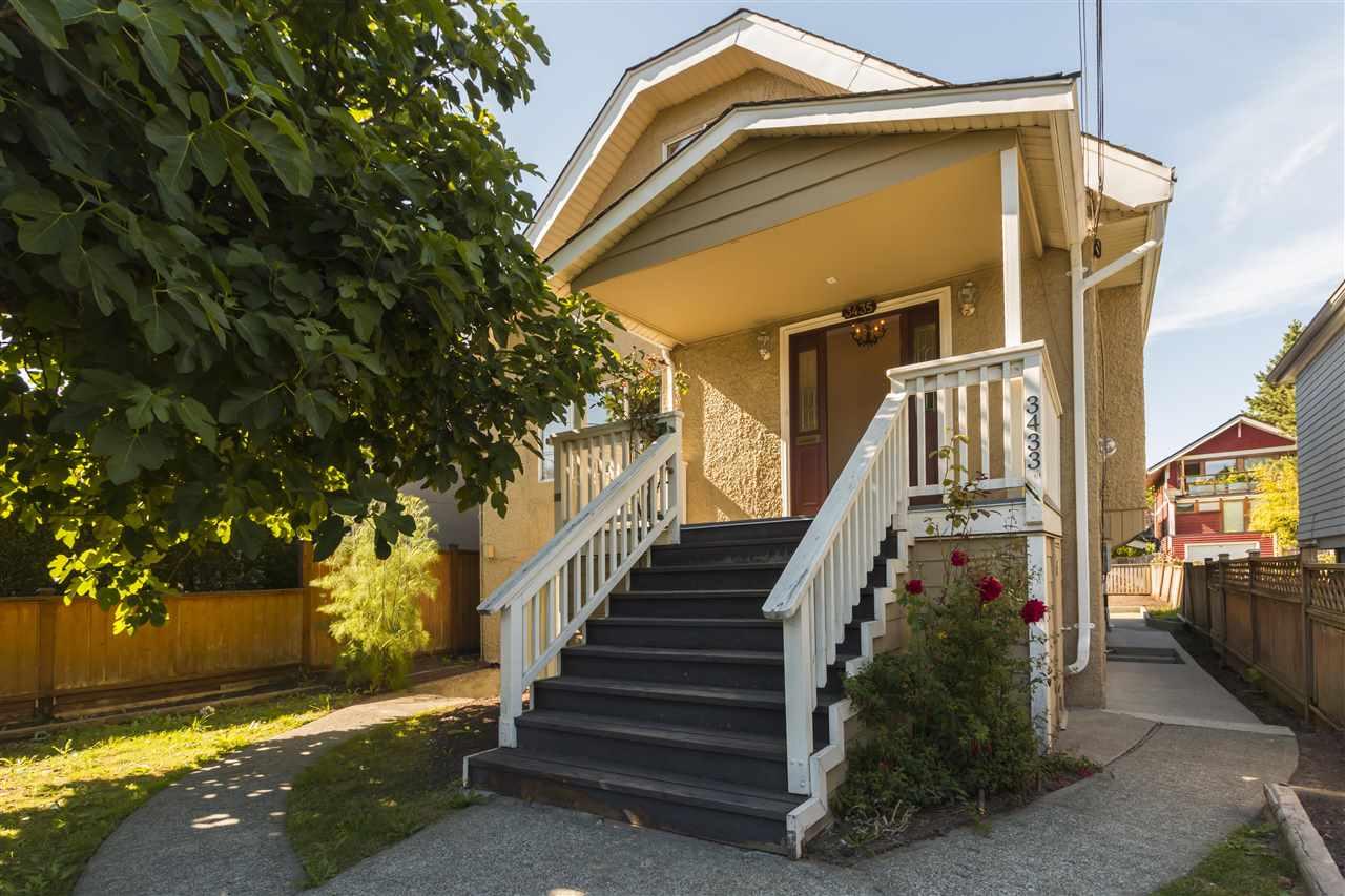 3435 W 8TH Kitsilano, Vancouver (R2206597)