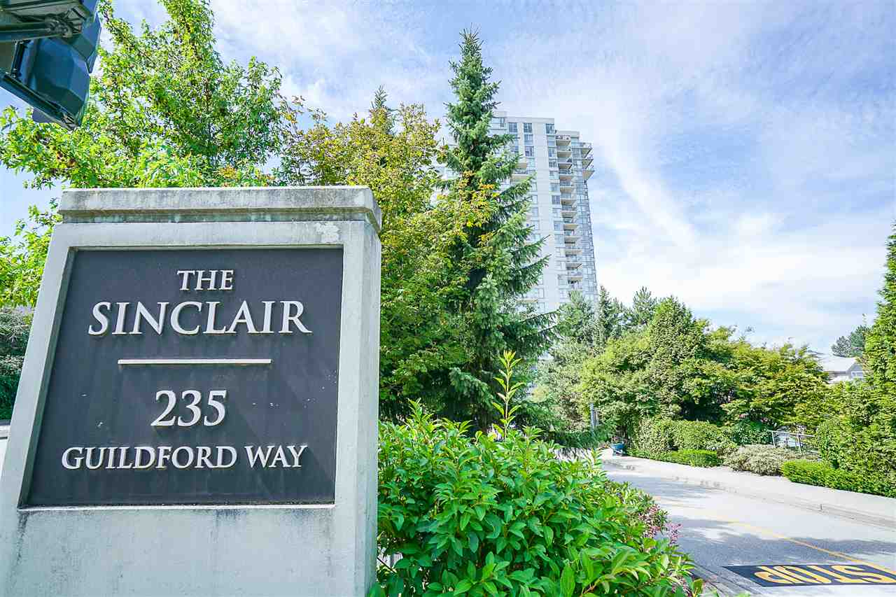 1505 235 GUILDFORD WAY, Port Moody
