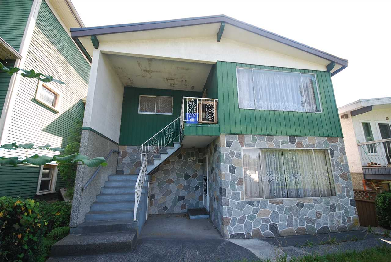614 E 12TH Mount Pleasant VE, Vancouver (R2206876)
