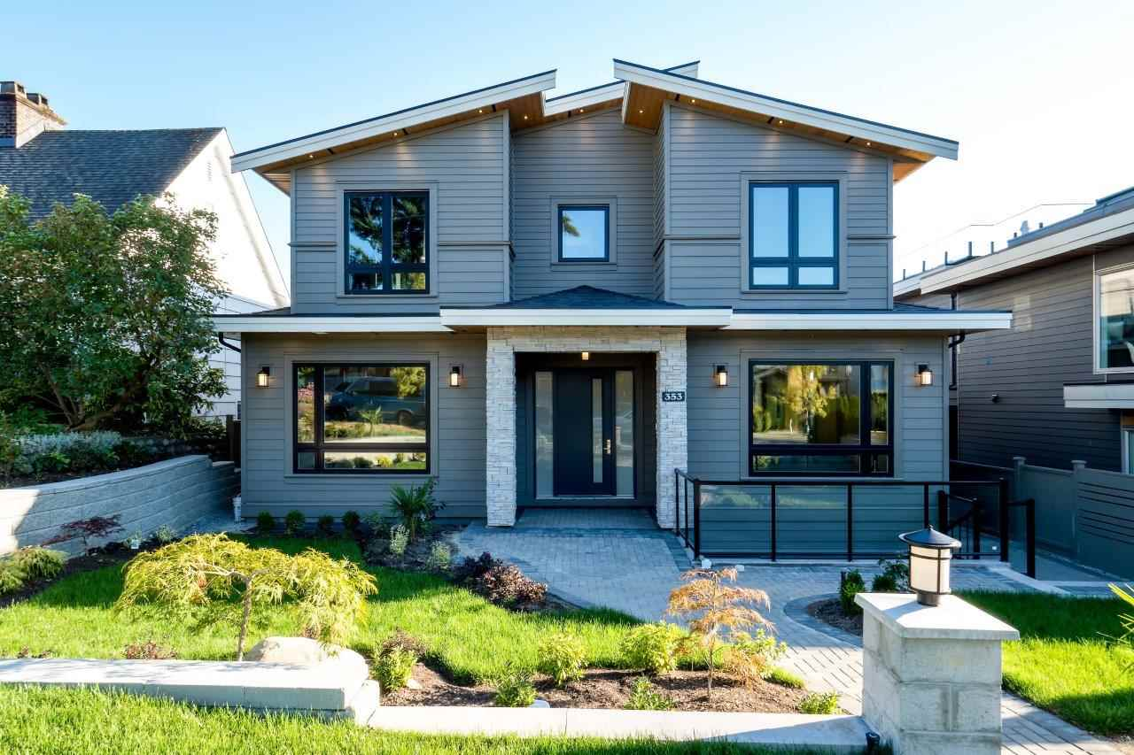 353 W 15TH STREET, North Vancouver