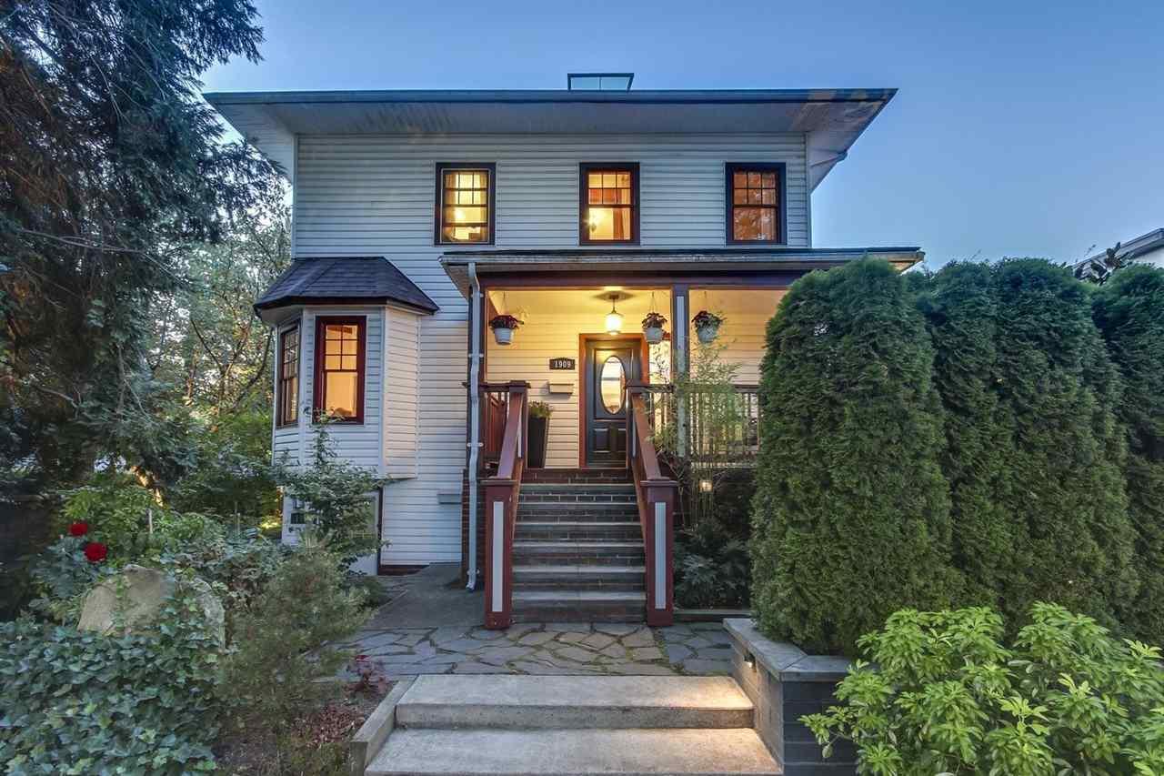 1909 PARKER Grandview VE, Vancouver (R2207383)